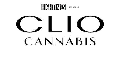 The Clio Cannabis Awards tickets