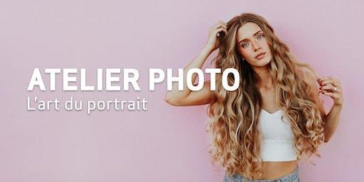 Atelier Photo // L'art du portrait avec O'Kane