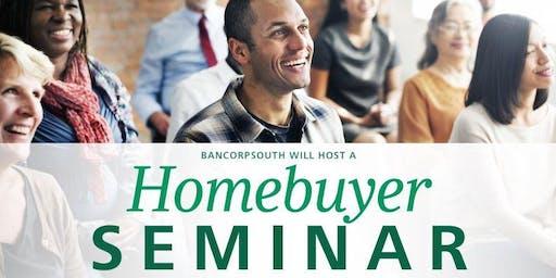 BancorpSouth Homebuyer Seminar - Longview September