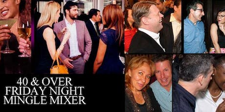 40 & Over Singles Mixer In NYC tickets