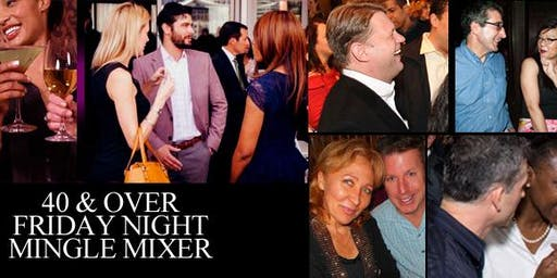 40 & Over Singles Mixer In NYC