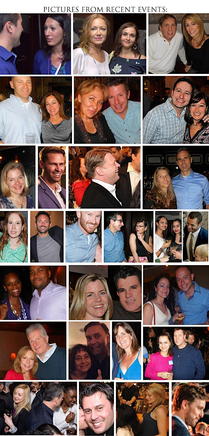 30 & Over Singles Mingle In NYC image