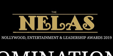 NELAS Awards 2019 Live at The Epping Forest Hotel, December 7th tickets