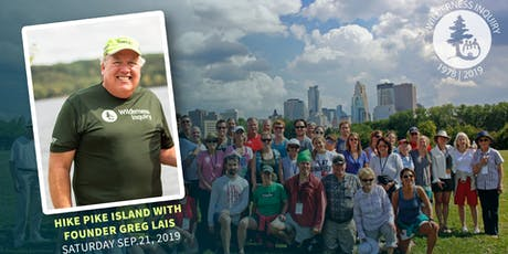 Hike Pike Island with Founder Greg Lais tickets