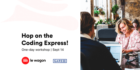 Hop on the Coding Express: One-Day Workshop tickets