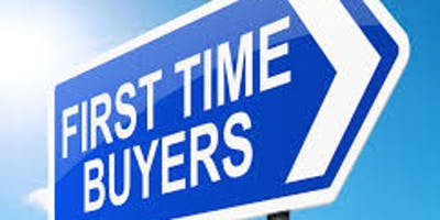 First Time Buyer Event 1130am-1230pm