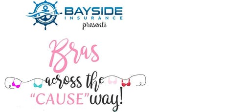 "Bras Across the ""CAUSE""way 5K and Fun Run tickets"