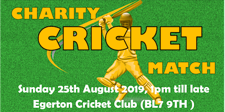 Charity Cricket Match tickets