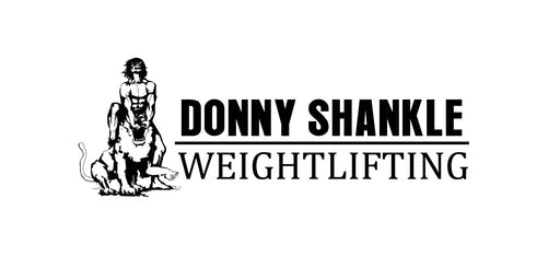 CLEAN AND JERK CLINIC with Donny Shankle