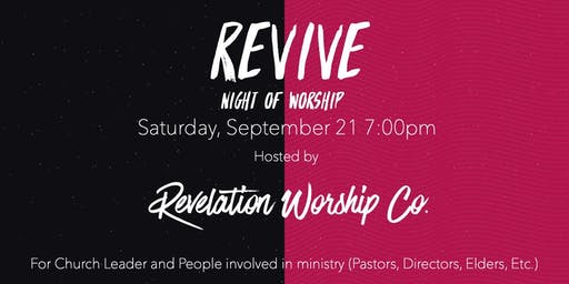 Revive: Night of Worship