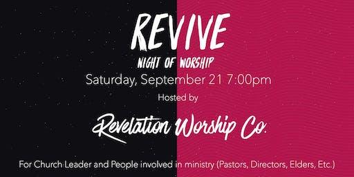 Revive: Night of Worship