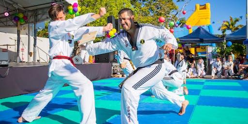 Korean Martial Arts Workshop