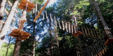 High Ropes Adventure with the MHWTC! tickets