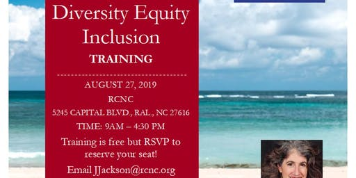 Diversity Equity Training