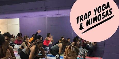 Trap Yoga & Mimosas  tickets