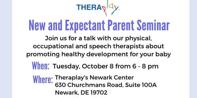 Theraplay New and Expectant Parent Seminar