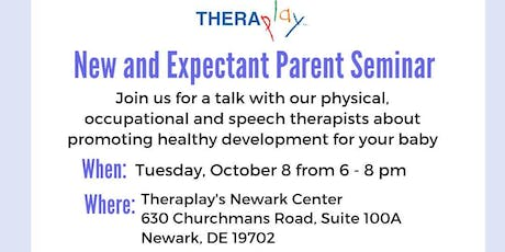 Theraplay New and Expectant Parent Seminar tickets