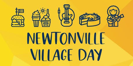 Newtonville Village Day- (FREE) tickets