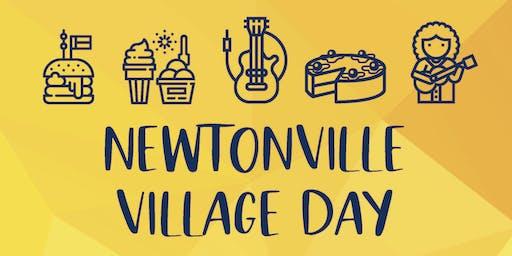 Newtonville Village Day- (FREE)