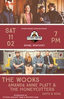 SOLD OUT The Wooks and Amanda Anne Platt & The Honeycutters w/ Grits & Soul
