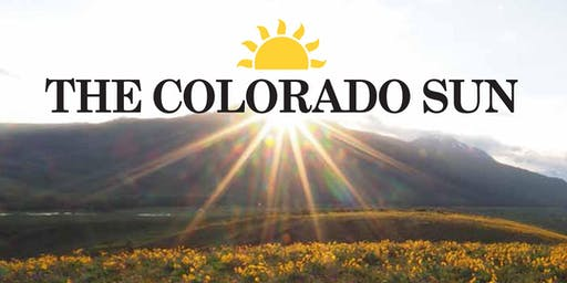 The Colorado Sun's First Anniversary celebration