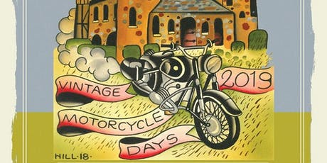 Vintage Motorcycle Days tickets