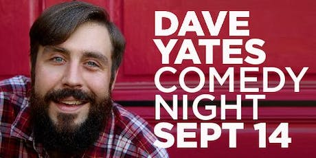 Dave Yates Comedy Night tickets