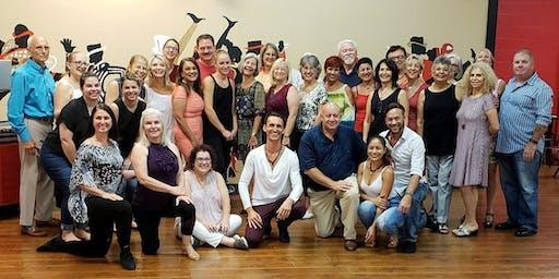 Bachata Group Class and Open Latin Dance Social with Kumodance