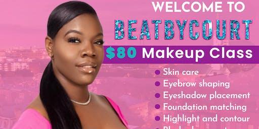 BeatByCourt Makeup Class