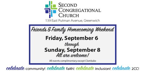 2CC HOMECOMING WEEKEND: All are welcome! tickets