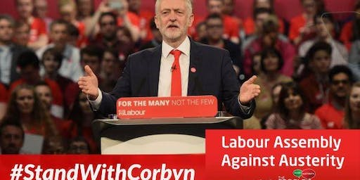 Camden Stands with Corbyn - Unite to End Tory Austerity