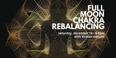 Full Moon Chakra Rebalancing tickets
