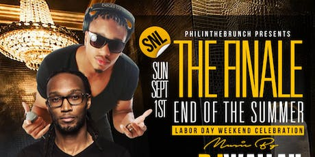 THE FINALE: Special Labor Day Weekend Event: End of Summer Celebration! tickets