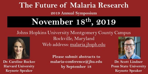 2019 Future of Malaria Research