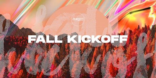 Fearless Fall Kickoff