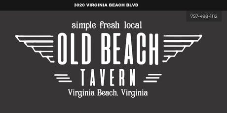 Day 27 - Trivia and Networking at Old Beach Tavern tickets