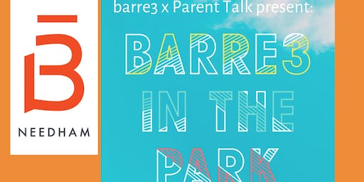 Barre3 In The Park Class