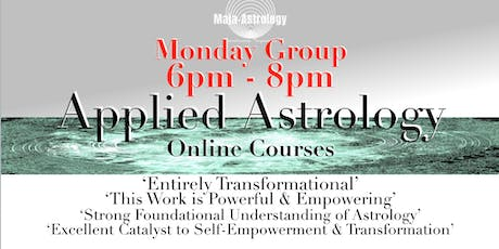 MONDAY GROUP Applied Astrology *SEPTEMBER 2019   tickets
