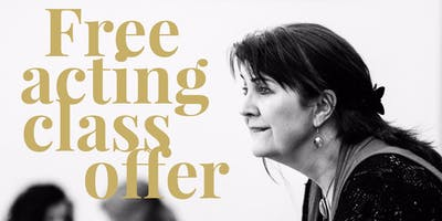 Free Acting Class - Learn From Professional Actors - All Abilities