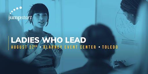 Ladies Who Lead: A Women In Entrepreneurship Panel
