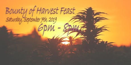 Bounty of Harvest Feast tickets