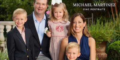 Michael Martinez Holiday Portraits at Bering's Westheimer - Oct. 19