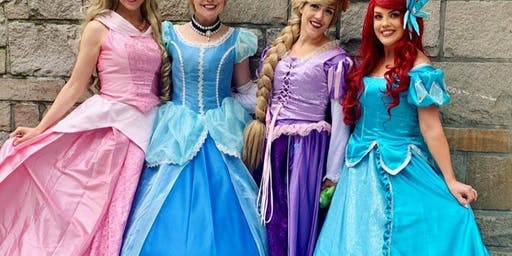 Meet your Favorite Princesses