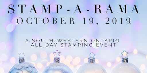 Stamp-A-Rama -  October 19, 2019