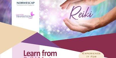 Free - Learn from Reiki Master Maureen Carey