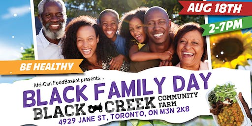 Black Family Day at the Farm