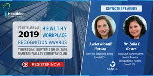 2019 Healthier Somerset Healthy Workplace Recognition...