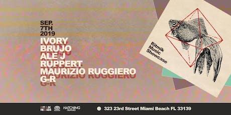 Ritmik Music Showcase @ Treehouse Miami tickets