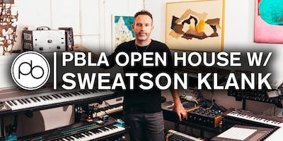 PBLA Open House: Beats on the Fly w/ Sweatson Klank