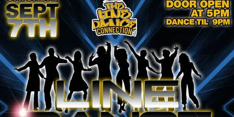 Get In Line Dance party tickets